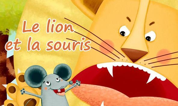 Le Lion et la Souris poster