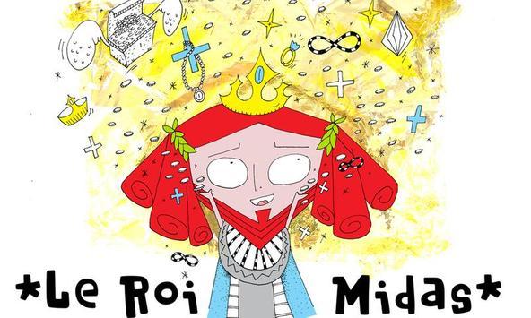 Le Roi Midas poster