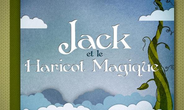 Jack et le haricot mágique poster