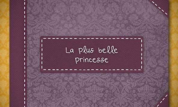 La plus belle princesse poster