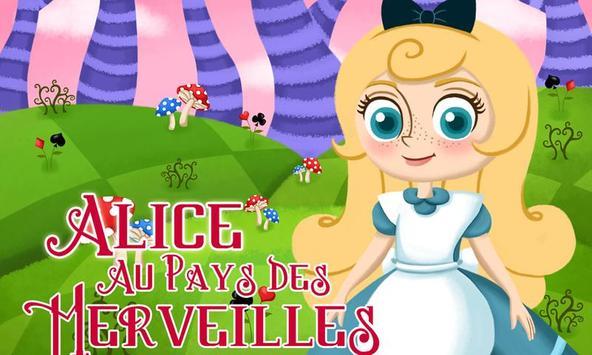 Alice au Pays des Merveilles poster