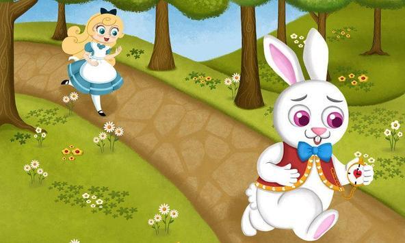 Alice au Pays des Merveilles apk screenshot