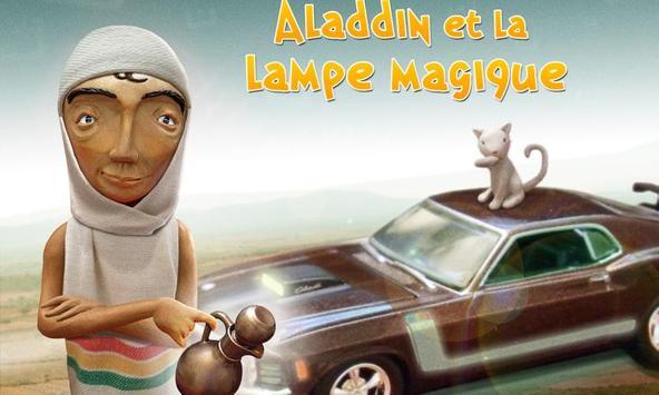 Aladdin et la lampe magique poster