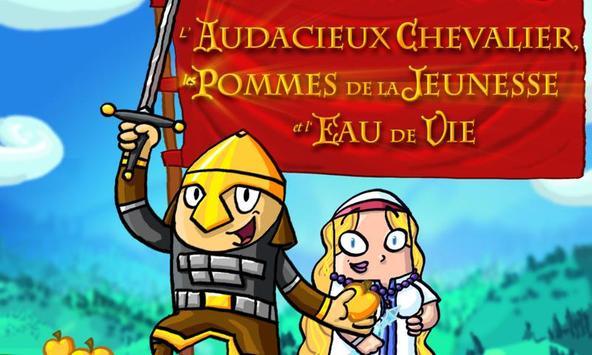 L' Audacieux Chevalier poster