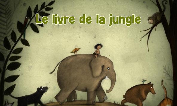 Le Livre de la Jungle poster