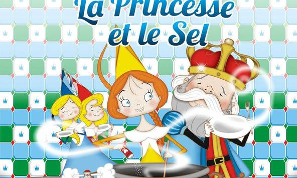 La Princesse et le Sel poster