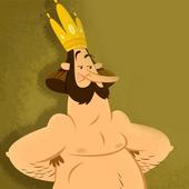 Τα καινούρια ρούχα του Βασιλιά icon