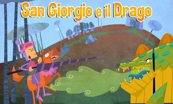 San Giorgio e il Drago poster