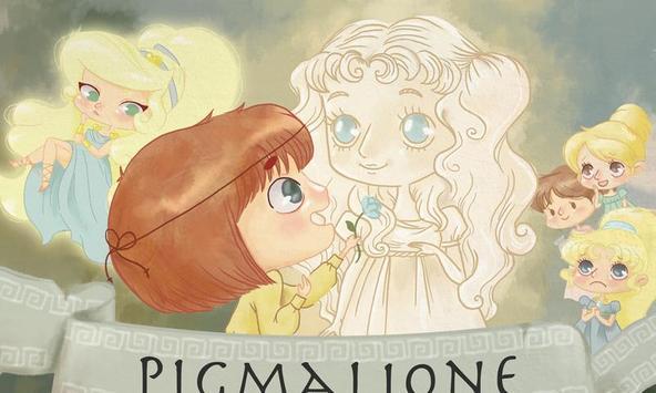 Pigmalione poster