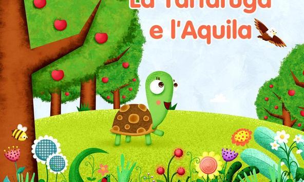 La Tartaruga e l'Aquila poster