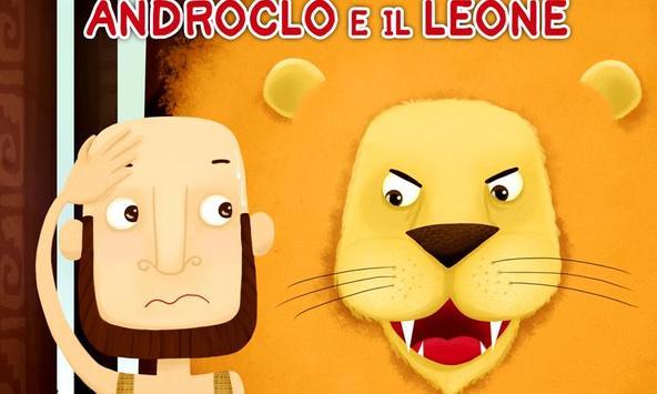 Androclo e il Leone poster