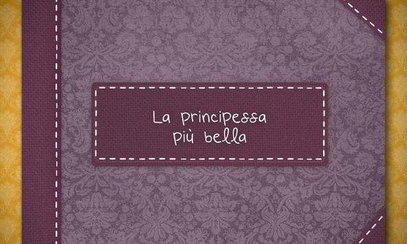 La principessa più bella poster