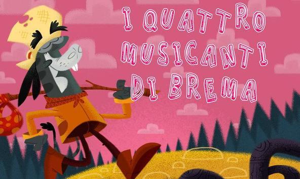 I Quattro Musicanti di Brema poster