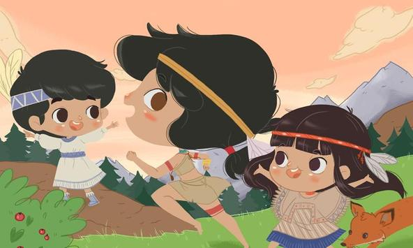Pocahontas apk screenshot