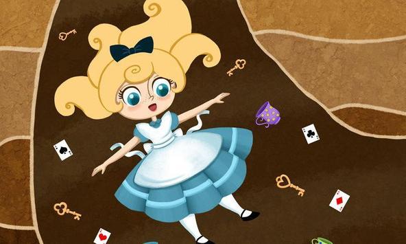 De Alice in Wonderland apk screenshot