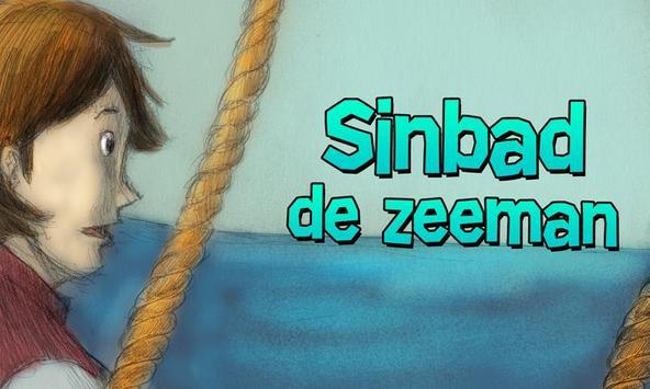 Sinbad de Zeeman poster