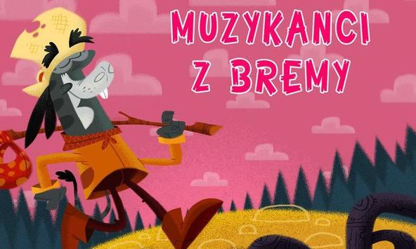 Muzykanci z Bremy poster