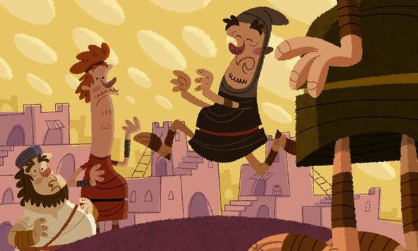Dawid i Goliat apk screenshot