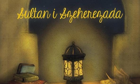 Sułtan i Szeherezada poster