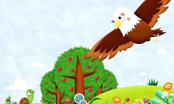 Черепаха и орел apk screenshot
