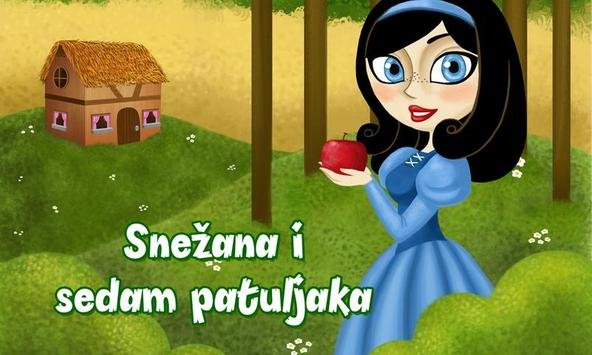 Snežana i sedam patuljaka poster