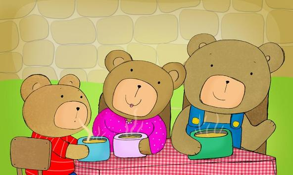 Guldlock och de Tre Björnarna apk screenshot
