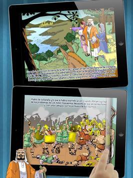 Biblia para niños apk screenshot