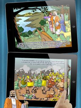 Bible pour les Enfants apk screenshot