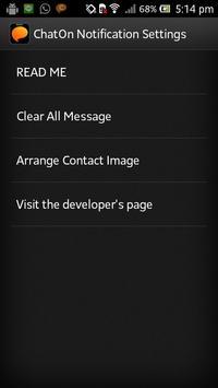 Smart Extension - ChatOn BETA apk screenshot