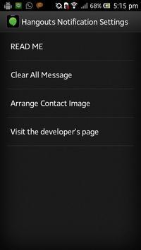 Smart Extension - Hangouts apk screenshot