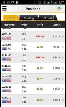 LiteForex Mobile Trader apk screenshot