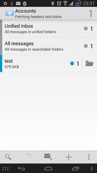 Email - Lighting MailBox apk screenshot