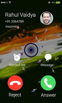 i Calling Screen- Indian Theme poster