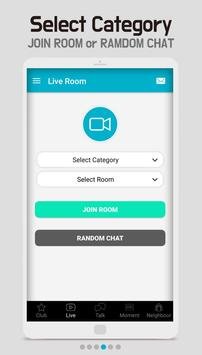 LiveTalk - Free Video Chat apk screenshot