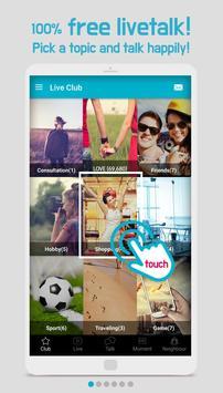 LiveTalk - Free Video Chat poster