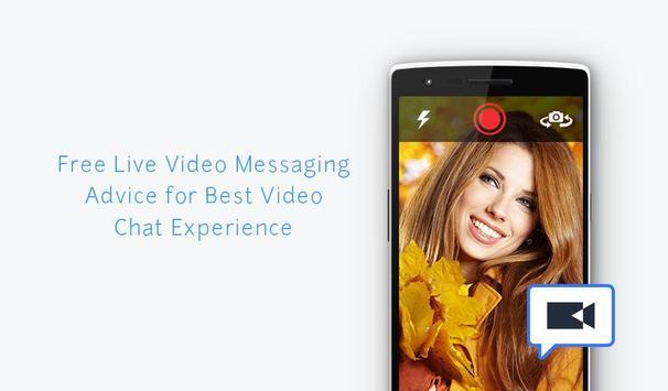 Live Video Messaging Advice apk screenshot