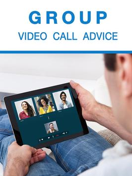 Group Live Video Call Advice poster