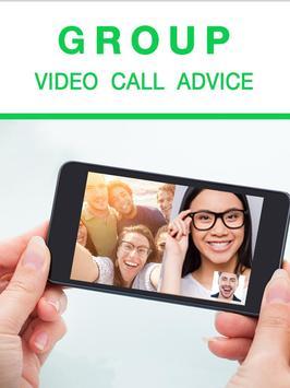 Group Live Video Call Advice apk screenshot