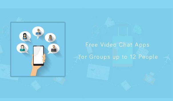 Free Video Messenger Group apk screenshot