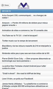 e-marketing apk screenshot