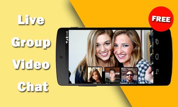 Live Chat Room Hot Girl Advice apk screenshot