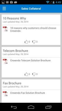 Crexendo Partner App apk screenshot