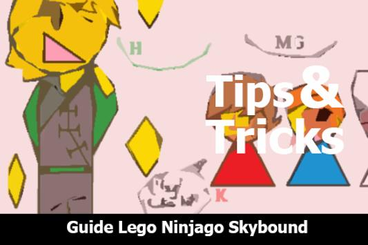 Guide: Lego Ninjago Skybound poster
