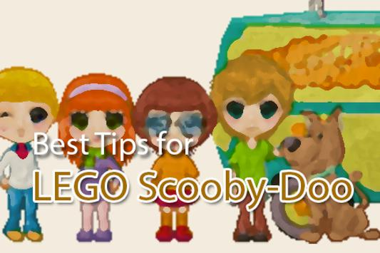 Guide LEGO Scooby-Doo poster