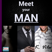 Meet your MAN - Living a Book icon