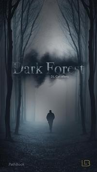 Dark Forest - Living a Book poster