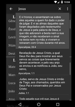 Bíblia Sagrada Offline apk screenshot