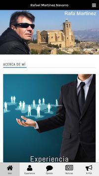 Rafa Martínez Navarro poster