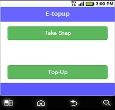 Easy Top Up apk screenshot