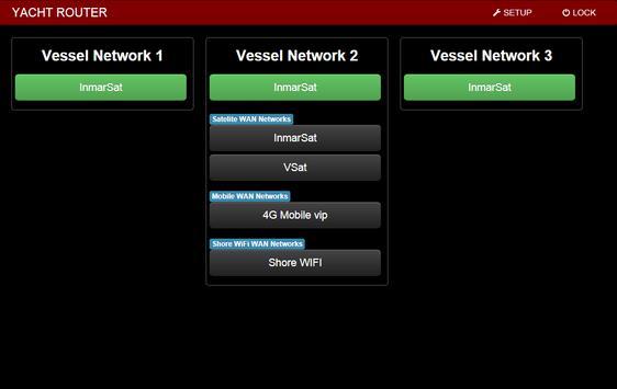 Yacht Router apk screenshot